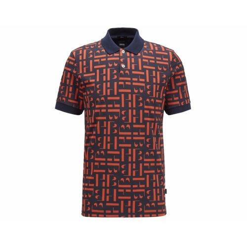 Hugo Boss Phillipson 77 50436312 Polo Shirt Blue