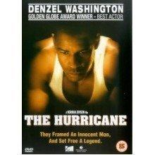 The Hurricane DVD [2001]