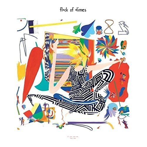 Flock of Dimes - if You See Me Say Yes [CD]