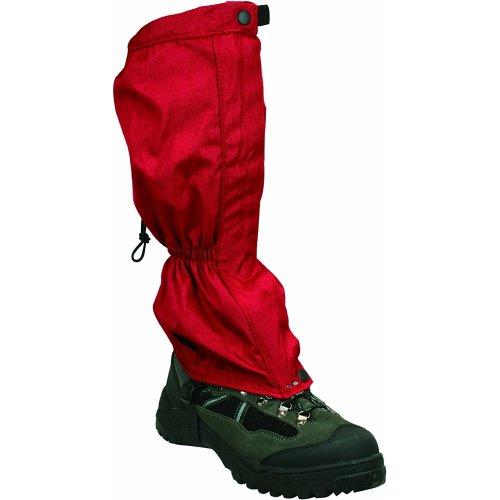 Highlander Walking Gaiters - Red
