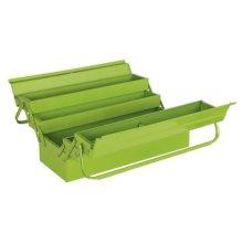 Sealey AP521HV Cantilever Toolbox 4 Tray 530mm Hi-Vis Green