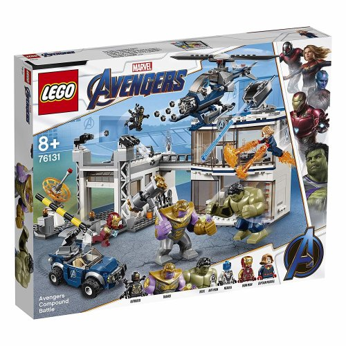 LEGO 76131 Marvel Avengers - Avengers Compound Battle