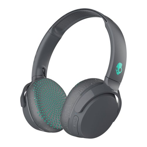 SKULLCANDY Riff S5PXW-L672 Wireless Bluetooth Headphones - Grey, Speckle & Miami, Grey