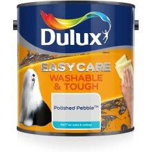 Dulux Easycare Washable Tough Matt Emulsion Paint Polished Pebble 2.5l