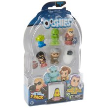 Ooshies Pixar 7 Pack Asst - Wave 1