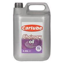 Carlube Chainsaw Oil - 4.55L