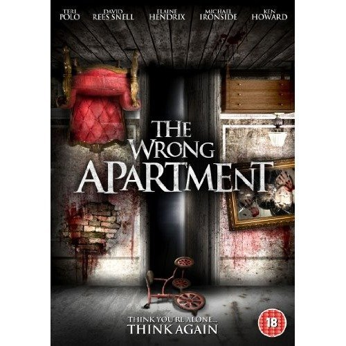 The Wrong Apartment DVD [2014]