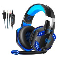 Kotion Each G2000 Over-ear  Gaming headphones Headset earphones with Mic Stereo Bass Surround
