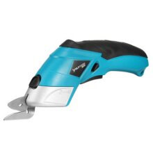 Cordless Multi-Cutter Lithium-Ion Electric Scissors Leather Fabric Cutting Tool 10000rmp