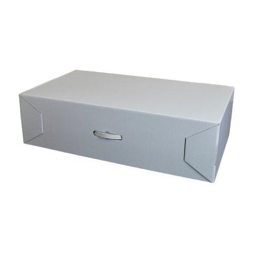 Super Xl Wedding Dress Storage Box 40 Acid Free Tissue Inc 92x51x26cm On Onbuy