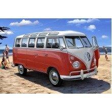 Rv07399 - Revell 1:24 - Vw T1 Samba Bus