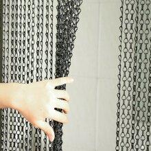 Aluminium Chain Curtain 214 x 90cm