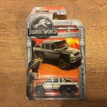 Matchbox 2018 Jurassic World Mercedes Benz G63 AMG 6x6 #8/18