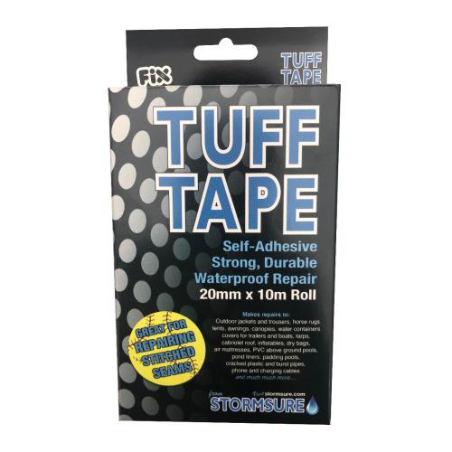 TUFF Tape Self Adhesive Repair Roll 20mm wide x 10m long