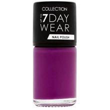 Collection Nail Polish 7 Day Wear No.13 PURPLICIOUS 8ml