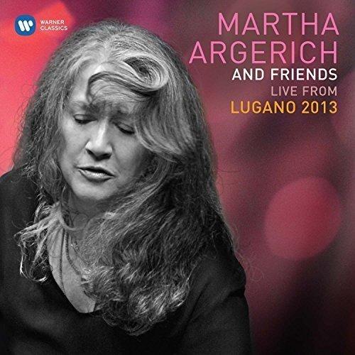 Martha Argerich - Martha Argerich and Friends Live [CD]