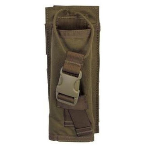 Tac Shield TGTCSH-T3900CY Molle BITR Radio Molle Pouch in Coyote