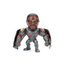 Jada Metals Diecast Marvel Captain America Civil War - Falcon 6 Inch Scale Figure