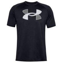 Under Armour Mens Big Logo Technical UA Tech Moisture Wicking T-Shirt