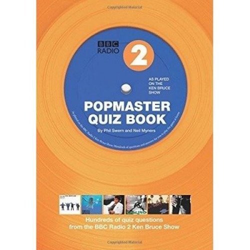 Popmaster Quiz Book, Bbc Radio: No. 2