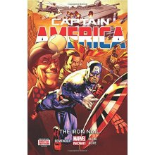 Captain America Volume 4: The Iron Nail (Marvel Now) (Captain America (Hardcover)) - Used