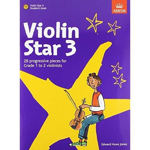Violin Star 3, Student's book, with CD (Violin Star (ABRSM))