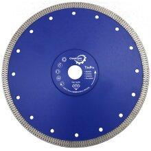 Porcelain Tile Turbo Thin Diamond Dry Cutting blade/Disc Grinder 230mm
