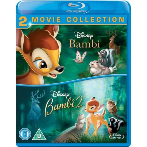 Bambi / Bambi 2 Blu-Ray [2013]