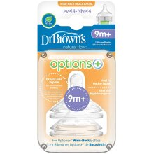Dr Brown's Options Teats (Level 4)