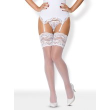 Obsessive 810 Luxury Sheer Lace Top Stockings