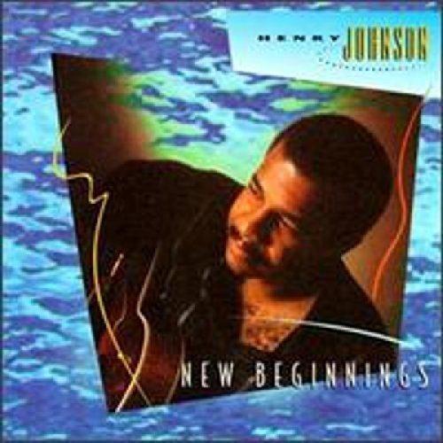 Henry Johnson - New Beginnings [CD]