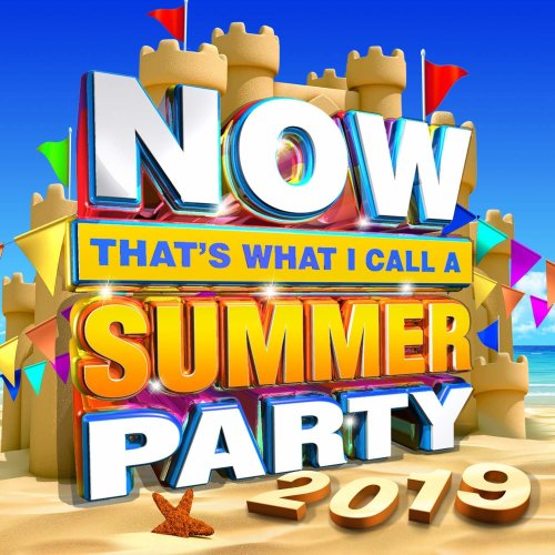 Now That's What I Call a Summer Party 2019 [CD]