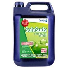 Solvsuds - Green Washing Up Liquid 2 x 5 Litres (10L) | Chemiphase Ltd