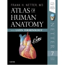 Atlas of Human Anatomy Latin Terminology by Netter & Frank H. & MD - Used