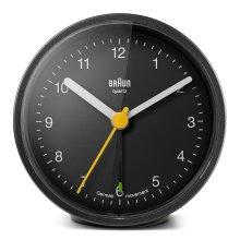 Braun Classic Travel Alarm Clock BNC012BKBK - Black