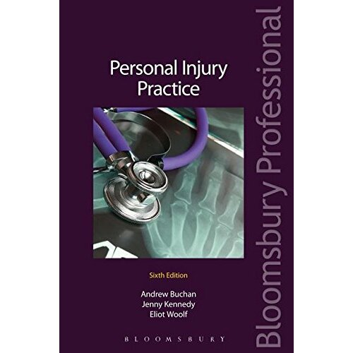Personal Injury Practice 6th Ed - Paperback - Very Good Condition - Used