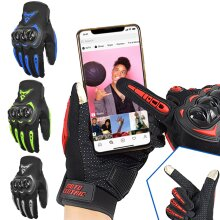 Men Outdoor Winter Warm Touchscreen Gloves