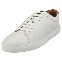 Ted Baker Udamo Mens Fashion Trainers in White