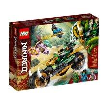 LEGO 71745 Ninjago Lloyd's Jungle Chopper Bike