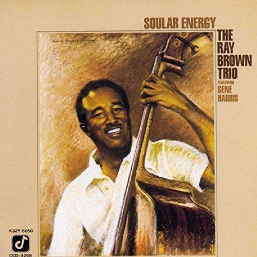 Ray Brown Trio - Soular Energy [CD]