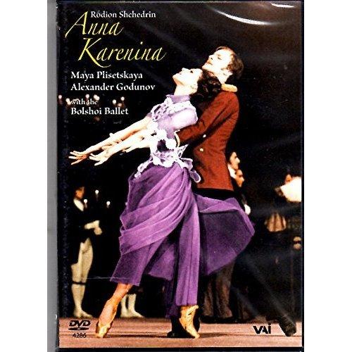 PLISETSKAYA/GODUNOV - SHCHEDRIN:ANNA KARENINA [DVD]