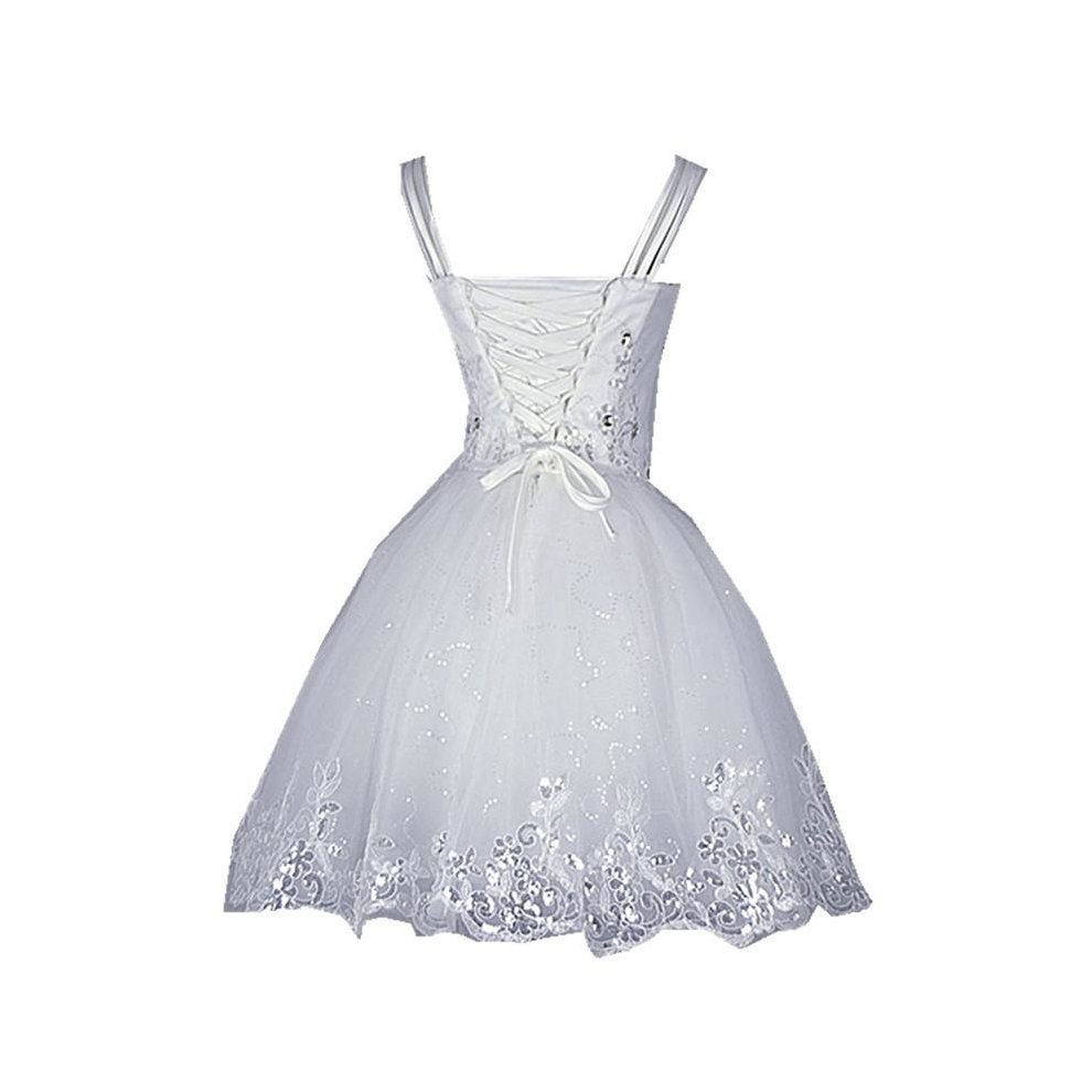 Elegant Lace Ball Gown Short Wedding Dress White Bridal Gowns With Appliques Beading Vestido De Noiva On Onbuy,Plus Size Dress For Wedding Guest