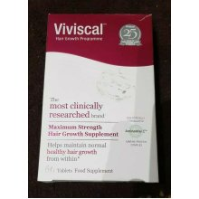 Viviscal maximum strength Women 60 Tablets
