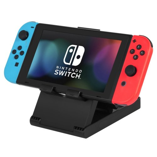 ZedLabz Multi-Angle Nintendo Switch Stand with Charger Access