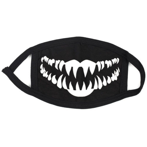 Monster Face,Mouth Mask