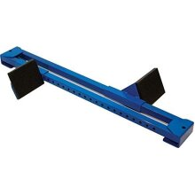 champion Sports Starting Blocks Wide Pedal (Blue)