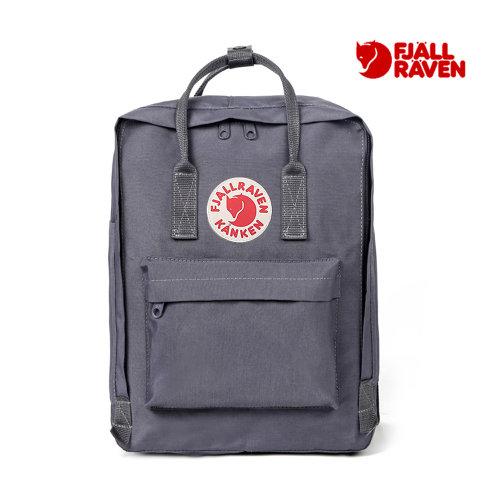 Fjallraven Kanken Unisex Backpack Casual Daypacks GraphiteGray 16L