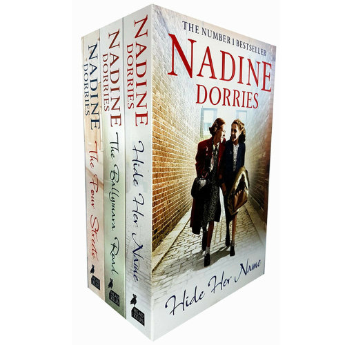 The Four Streets Trilogy Collection 3 Book Set Ballymara Road