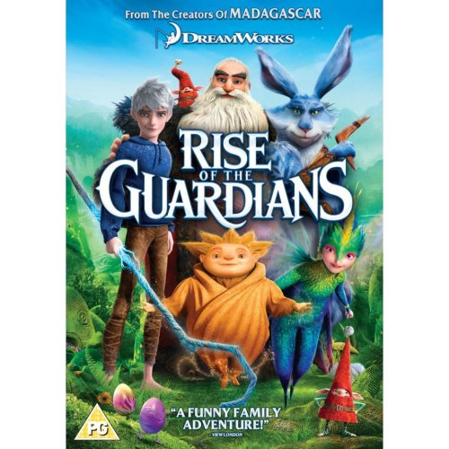 Rise Of The Guardians | DVD
