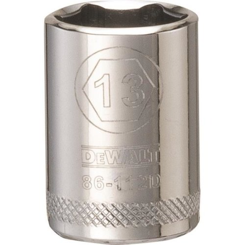 Stanley Tools 227529 13mm 6 Point Socket - 0.25 in. Drive